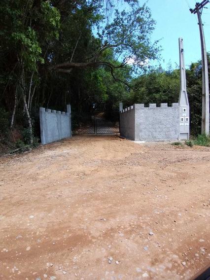 Terrenos Demarcados Ruas Cascalhadas, Agua Luz Portaria J