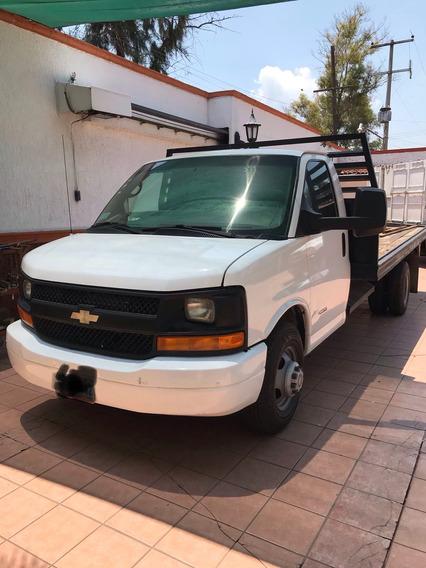 Express Cargo Van A.aut.8cil.abc.camion Ligero Cutaway