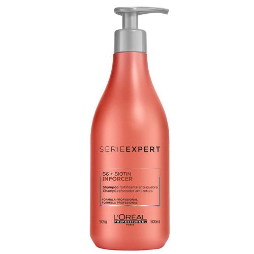 Imagem 1 de 9 de Shampoo L'oréal Professionnel Serie Expert Inforcer - 500ml