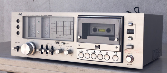 Tape Deck. Jvc Kd85 Mesmo Gradiente Cd1