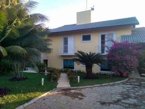 Chácara Com 3 Dormitórios À Venda, 2500 M² Por R$ 2.500.000,00 - Colinas Do Mosteiro De Itaici - Indaiatuba/sp - Ch0664