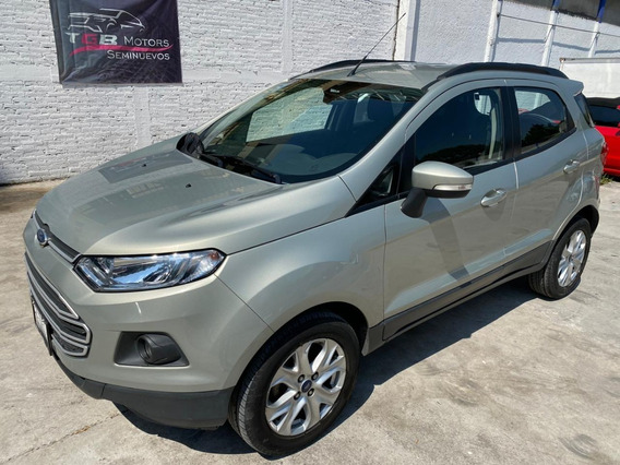 Ford Eco Sport Trend 2016 Automática