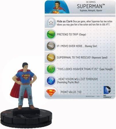 Heroclix - Superman #100 - Dc