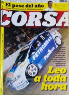 Corsa N°2001. Tc 2000 En Santa Fe,triunfo De Pernia.di Palma