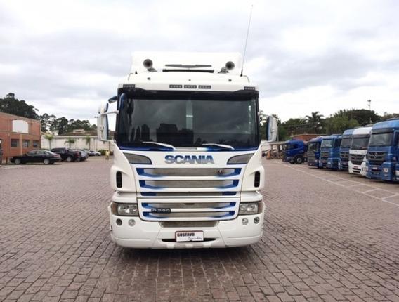 Scania/p-360 15/15 Branco Opticruse A4x2 Cegonha
