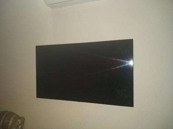 Smart Tv Nanocell 4k LG Led 55 55sm9000psa Com Tela Quebrada