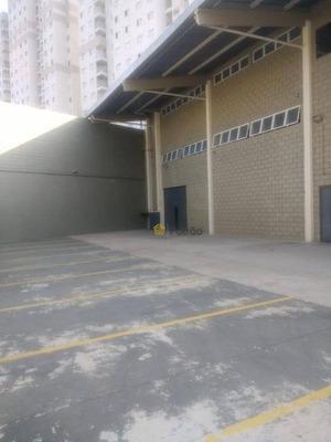 Galpão Para Alugar, 1450 M² Por R$ 25.000/mês - Centro - São Bernardo Do Campo/sp - Ga0231