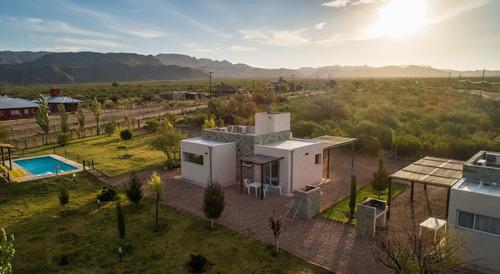 Imagen 1 de 14 de Alquiler Cabañas En San Rafael Valle Grande Mendoza