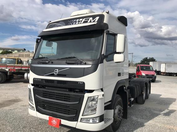 Volvo Fm 380 (2015/2016) Cavalo 6x2 - Comlpeto