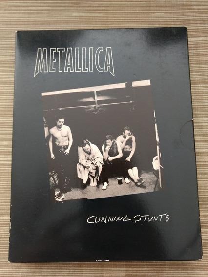 Dvd Metallica Cunning Stunts
