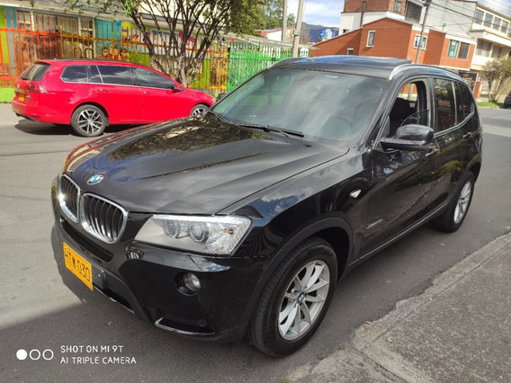 Bmw X3 X3 Diesel Techo 2014