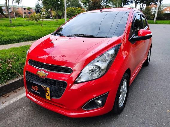 Chevrolet Spark Gt Ltz F.e Mt/ca