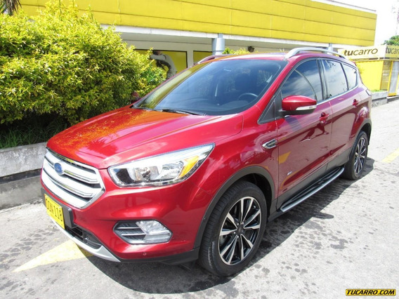 Ford Escape Titanium 2.0 Turbo Automática Awd