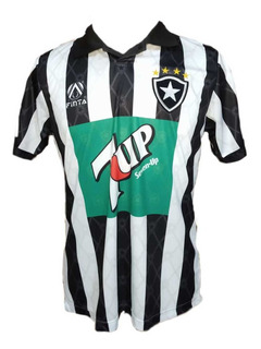 Camisa Botafogo Retrô 1995 N°7 Túlio Maravilha