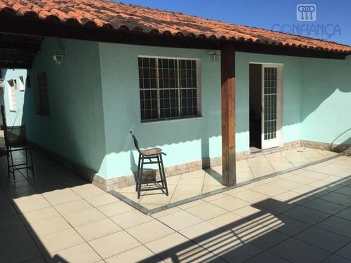 Imagem 1 de 26 de Casa Com 3 Dormitórios À Venda, 65 M² Por R$ 350.000,00 - Campo Grande - Rio De Janeiro/rj - Ca1303