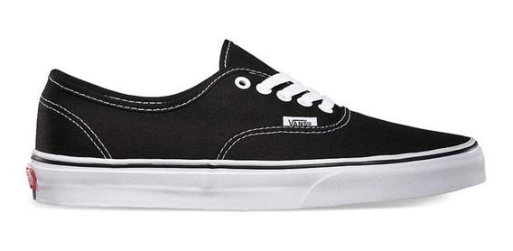 Tênis Vans Classic Authentic Black - Com Nota Fiscal