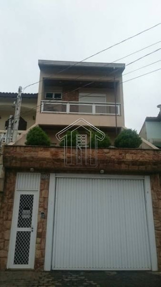 Sobrado Para Venda No Bairro Jardim Milena, 4 Suíte, 346 Metros De Área Construída. - 9155gti