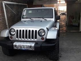 Jeep Wrangler Sahara Unlimited 4x4 A