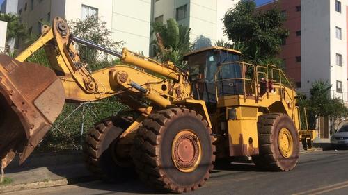 Imagem 1 de 15 de  Pá Carregadeira Caterpillar  988 H Ano 2011  Cat 988 H