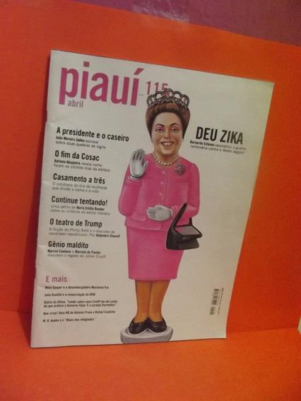 Revista - Piauí 115 - Abril