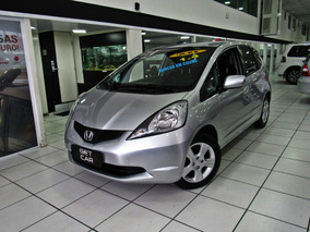 Honda Fit 1.4 Dx 16v 2012 - Prata - Flex - 4p - Manual