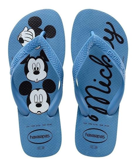 Chinelo Havaianas Disney Mickey Minney