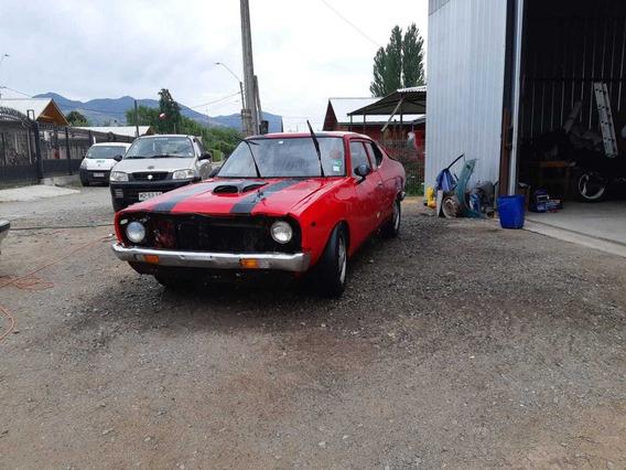 Datsun 120a Cherry Coupe