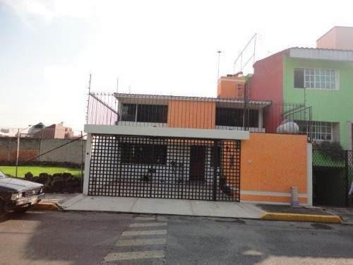 Casa Amueblada En Renta El Col. El Parque, Coyoacan