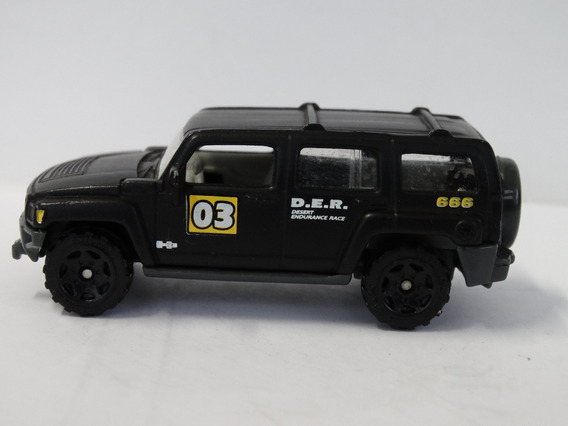 Hummer H3 - Matchbox 1:64 - Loose