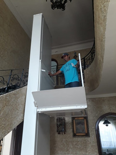 Elevador Para Interior, Discapacidad Motriz, Silla De Ruedas