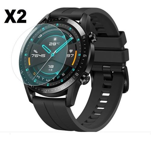 Protector Pantalla Vidrio Watch Reloj Huawei Gt2 46mm X2