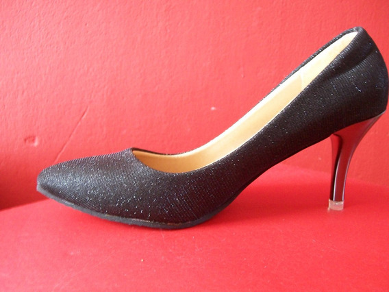 Zapatos Sandalias Vestir Fiesta Finos Brillos Importados