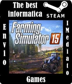 Farming Simulator 15 Jogo Original Steam