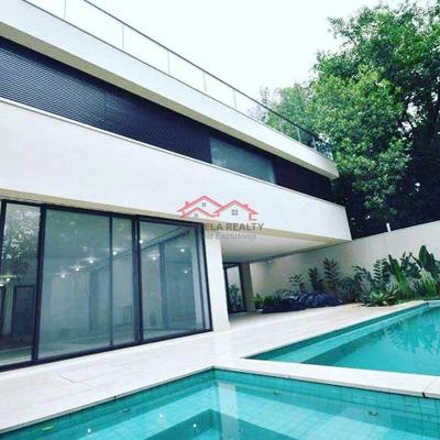 Casa De Condomínio Com 6 Dorms, Jardim Europa, São Paulo - R$ 23 Mi, Cod: 17 - V17