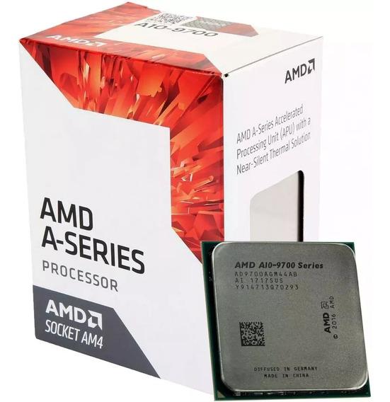 Processador Amd A109700 3.8ghz 2mb Cache Am4