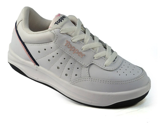Zapatilla Tenis Topper Lady X Forcer Iii Mujer