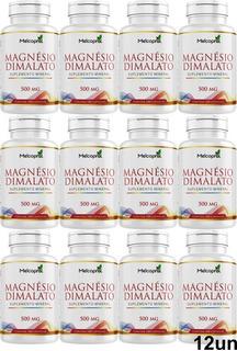 Atacado Revenda Magnecio Dimalato Puro 50 Potes Melcoprol
