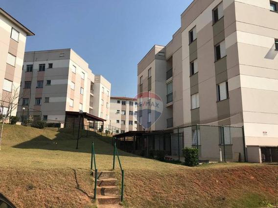 Apartamento 2 Dormitórios À Venda No Residencial Terras De São Pedro - Ap0182