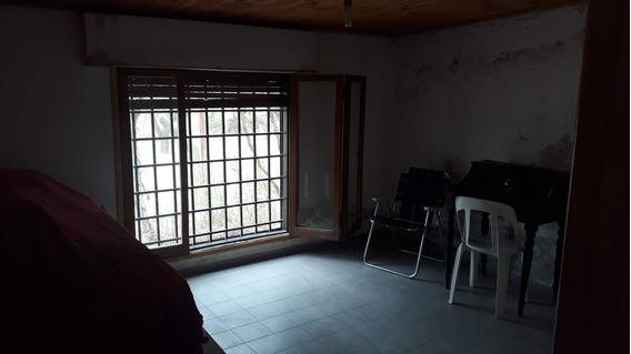 Campo En Blanco. Con Casa Todos Los Servicios.