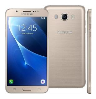 Samsung Galaxy J5 Metal Dourado - Usado Ótimo - Dual Chip