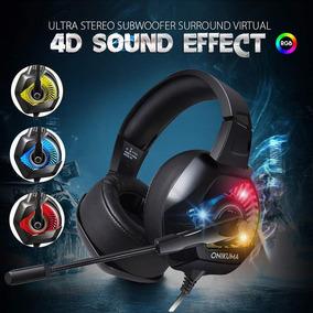 Fone Headset Gamer Onikuma K6 + Suporte Ps4,pc,xbox Promoção