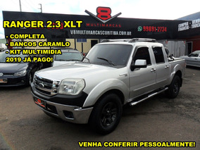 Ford Ranger 2.3 Xlt Cab. Dupla Comp. N Frontier S10 Hilux