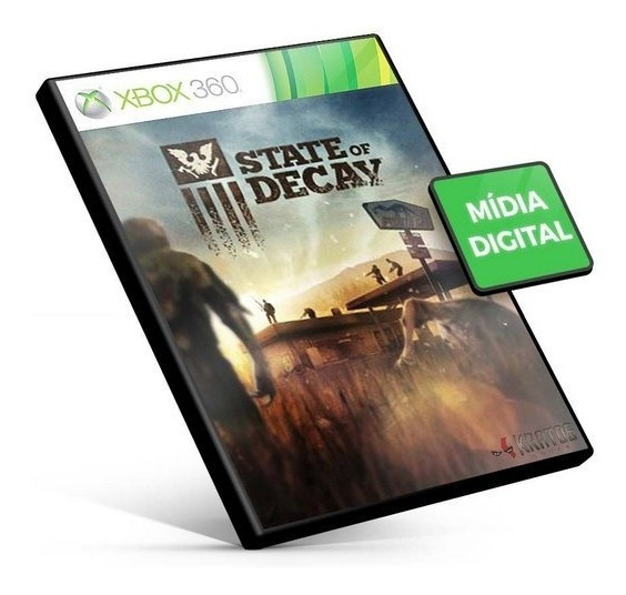 State Of Decay Xbox 360 - Midia Digital