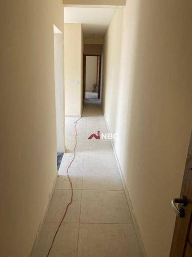 Imagem 1 de 8 de Casa Com 2 Dormitórios À Venda, 50 M² Por R$ 270.000 - Vila Matilde - São Paulo/sp - Ca0801