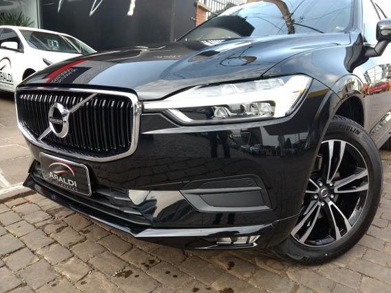 Volvo Xc60 2.0 T5 Momentum 2019 Preto Gasolina