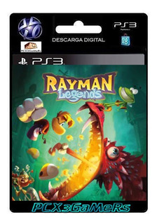 Ps3 Juego Rayman Legends Pcx3gamers