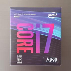 Processador Intel Core I7-8700 Coffee Lake 8ª Geração 3.2ghz