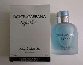 Perfumes Tester Dolce Gabanna