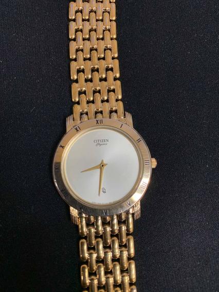 Reloj Citizen Elegance Impecable.