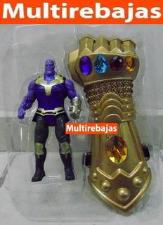 Muñeco Thanos Más El Guante